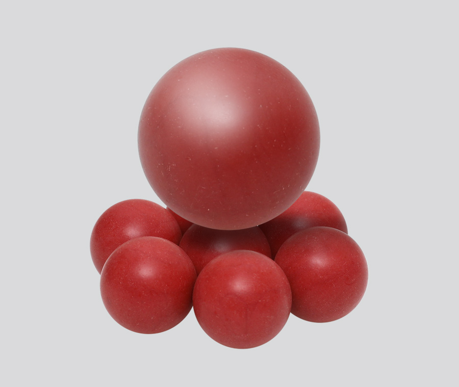 POM Solid Plastic Ball For Slide Rail