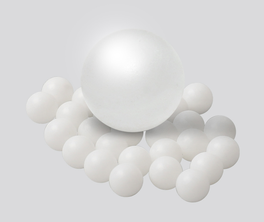 Round Plastic POM Solid Ball for Ball Transfer