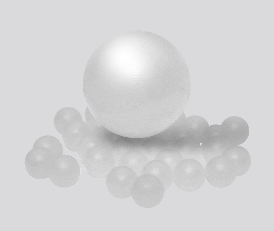 PP Transparent Plastic Beads Ball Ball