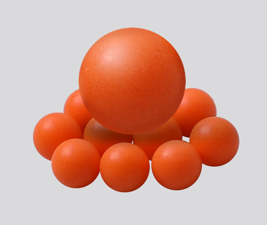 Water Treatmemt Transparent PP Hollow Plastic Ball