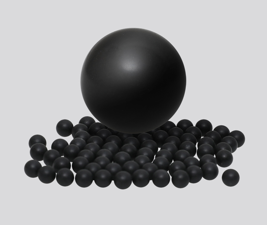 G0-G4 Hard Solid Nylon Plastic Ball