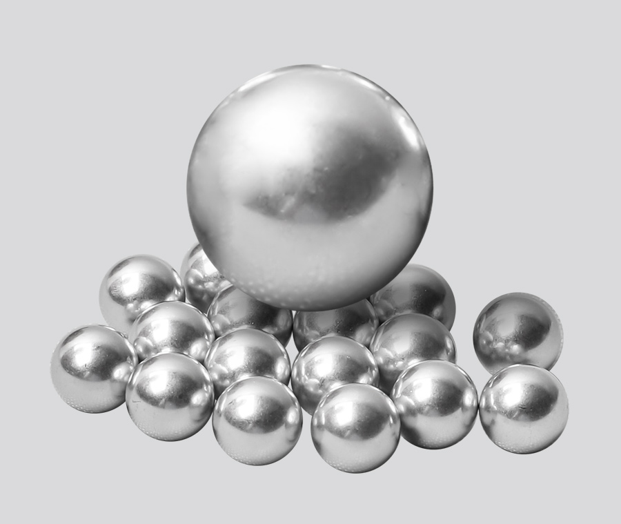 Precision Ground Metal Solid Aluminum Ball